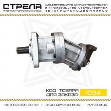 Гидромотор НПА-64 редуктора поворота