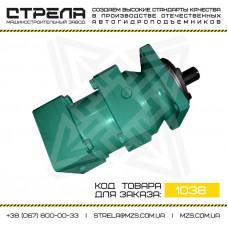 Гидромотор Г15-24 редукторов поворота