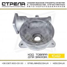 Корпус редуктора автогидроподъемников ВС, АГП для установки гидромоторов 310.2.56, 310.56