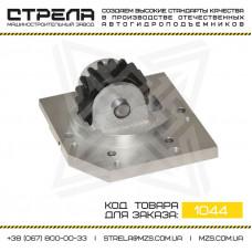 Плита переходная 4331-534330-1701307 для установки коробки отбора мощности на ЗИЛ-4331 с двигателем ЗИЛ-645